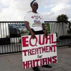 Haitian Immigrants Fighting Against Deportation