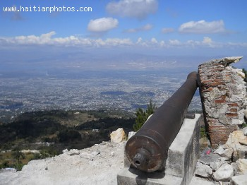 Fort Jacques The Most Visited Historic Site In Haiti
