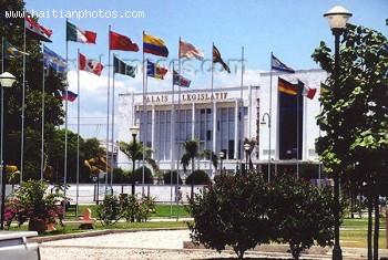 Haiti Palais Legislatif