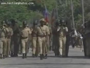 Forces Armes d'haiti FADH  or Haiti Military Force