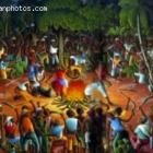 Haiti The Cereminy Of Bois Caiman - A Haitian History