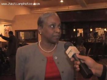 Ginette Cherubin, Electoral Advisor CEP