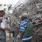Scrap Dealer, abig business in Haiti after earthquake
