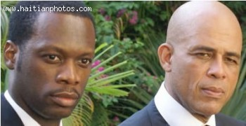Pras and Michel Martell
