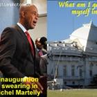 Inauguration And Swearing In Of Michel Martelly