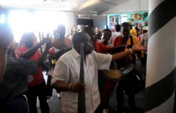 Shoubou Of Tabou Combo Dancing Rara