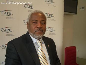 Edwin Paraison Haiti Government